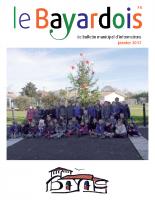 Le Bayardois#6 – Janvier 2017