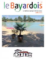 Le Bayardois#7 – Juillet 2017