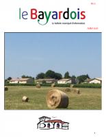 Le Bayardois #9 – Juillet 2018