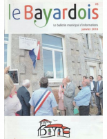 Le Bayardois #08 – Janvier 2018