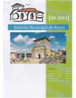 Le Bayardois #01 – Aout 2014