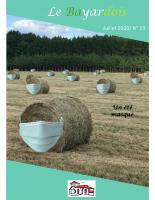Le Bayardois #13 – Juillet 2020
